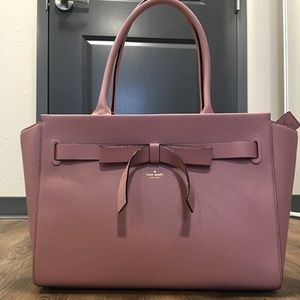 BRAND NEW kate spade bow purse 🌸offers?🌸